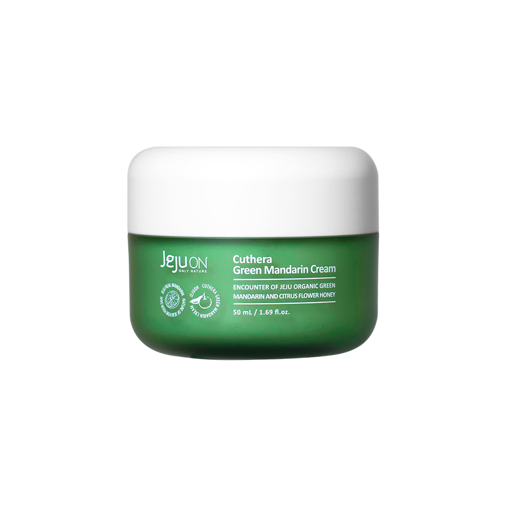 JEJUON Cuthera Green Mandarin Cream 50mL