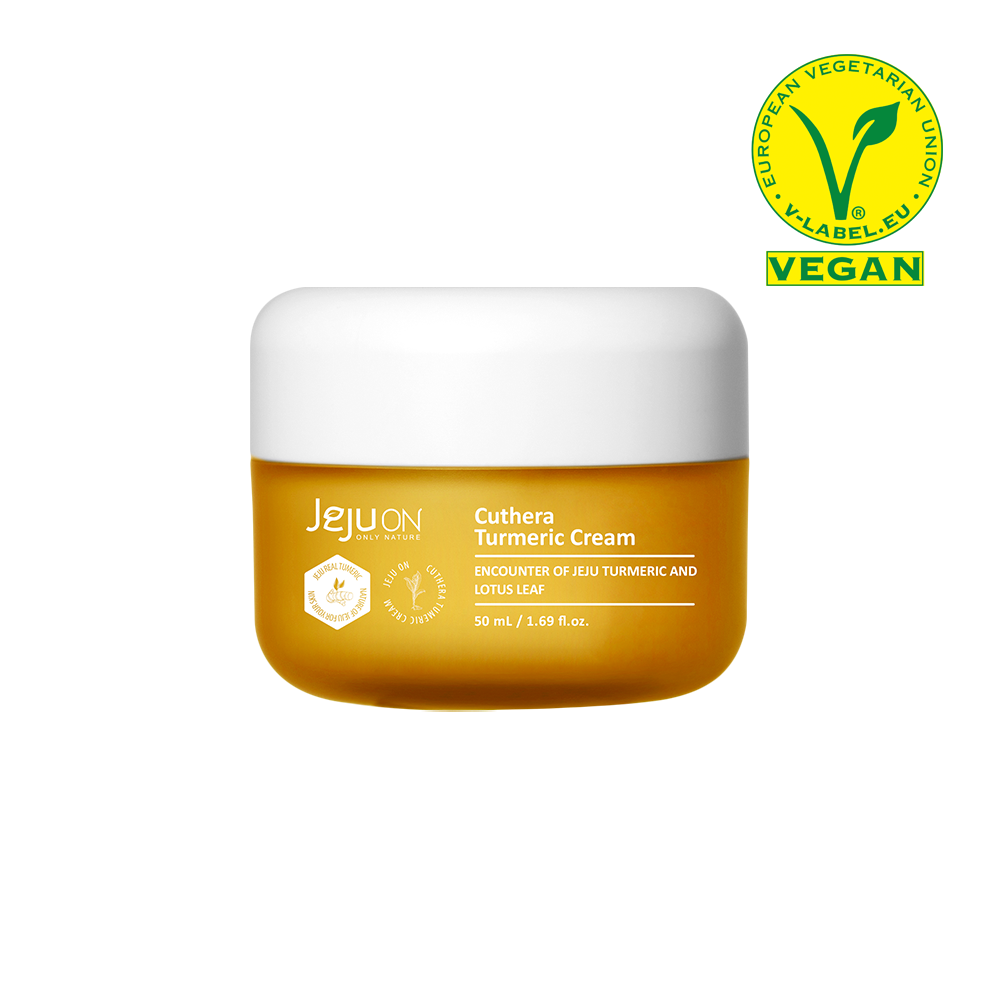 JEJUON Cuthera Turmeric Cream 50mL